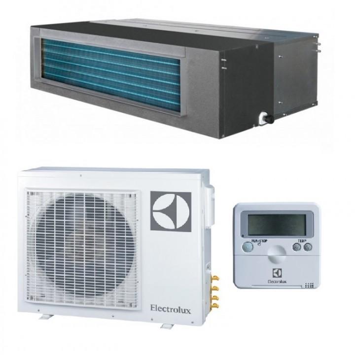 Кондиционер канальная сплит-система Electrolux EACD-18H/UP2/N3 / EACO-18H/UP2/N3_LAK